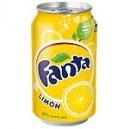 Bote Fanta de Limón 33cl.
