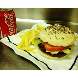 MENÚ hamburguesa de vacuno XL