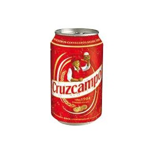 Bote Cerveza 33cl.